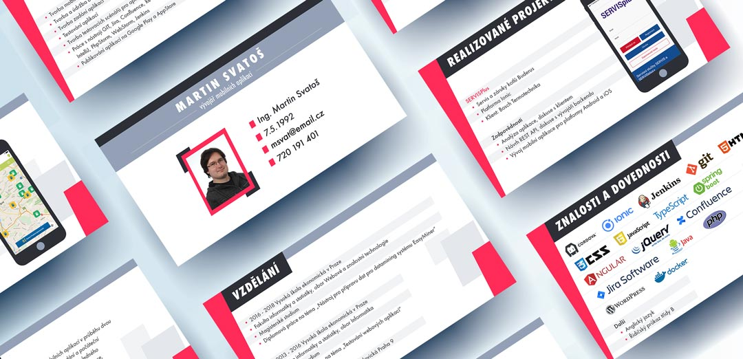 Powerpointová prezentace pro vývojáře mobilních aplikací