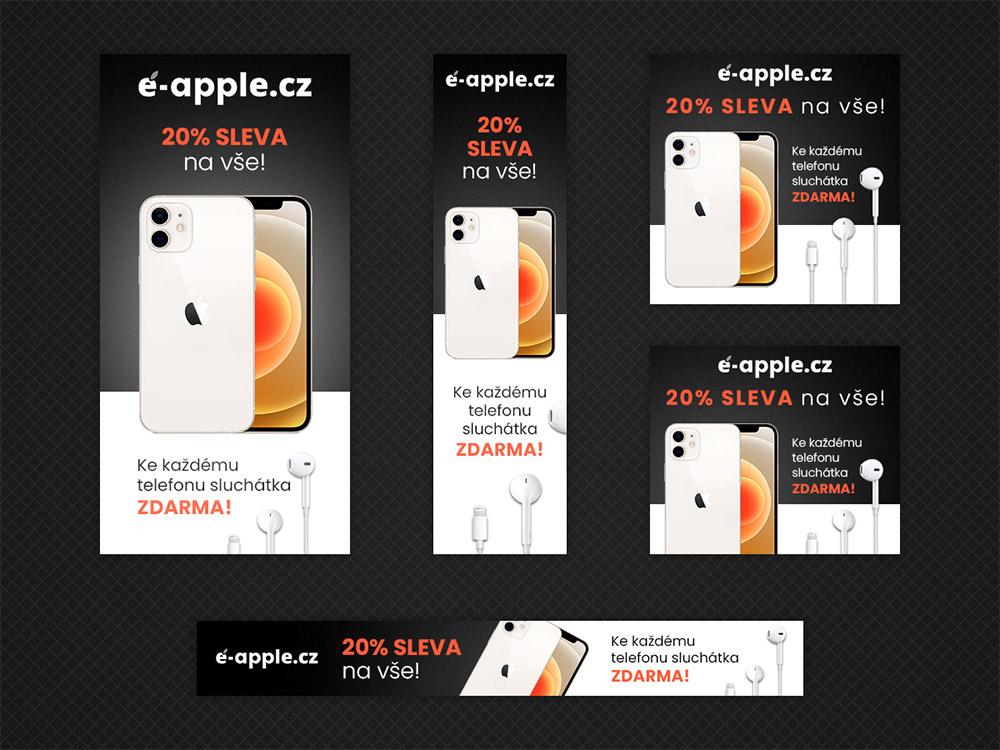 Bannery e-apple